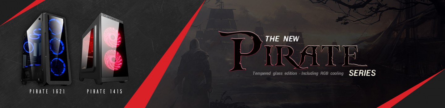 Spire Corp. | new PIRATE series