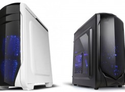 Spire Corp | X2 introduces the SPITZER gaming chassis series