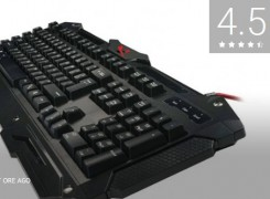 Spire Corp | KIMERA keyboard reviewed & awarded by gametechmodding.com