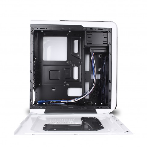 Computer Cases | SPITZER 20 window white
