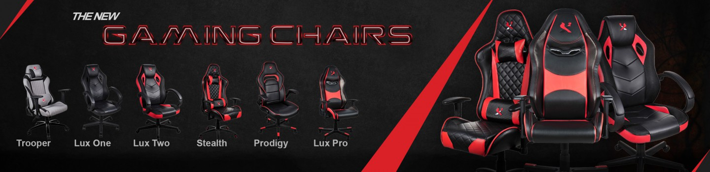 Spire Corp. | GAMING-CHAIRS
