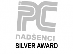 Xpad Pro XXXL the Silver award