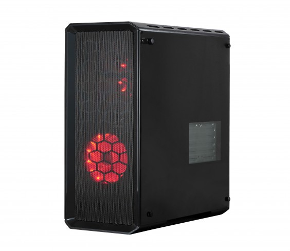 Official release of the PENTA pc gamer case