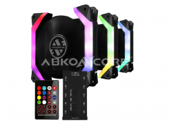 Spire Corp | ABKONCORE IS INTRODUCING THE SPIDER SPECTRUM FAN KIT